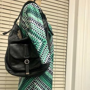 Echo Leather Shoulder Bag / Purse / Hobo / Tote.